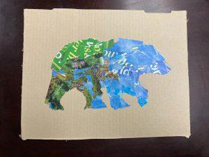 Animal Silhouette Craft