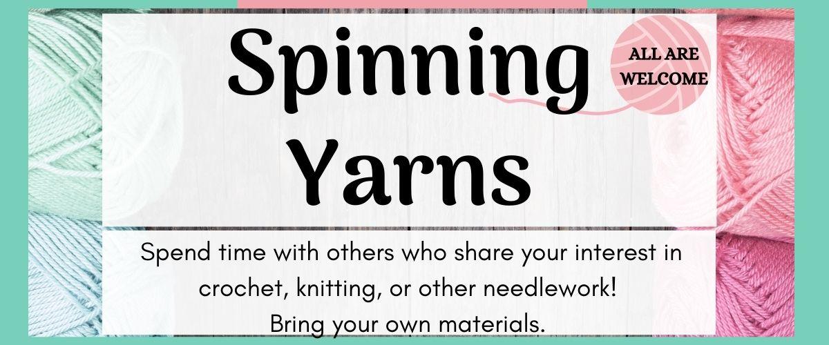 Spinning Yarns 2021