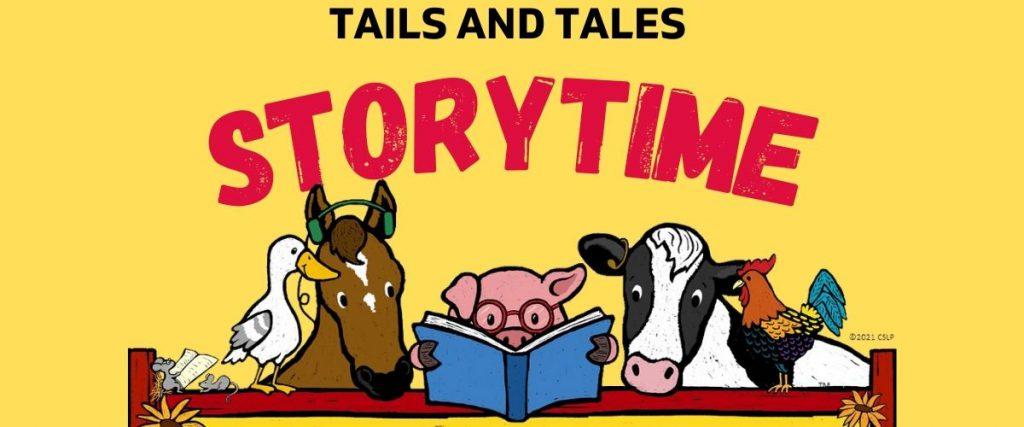 Summer Reading 2021 Storytime
