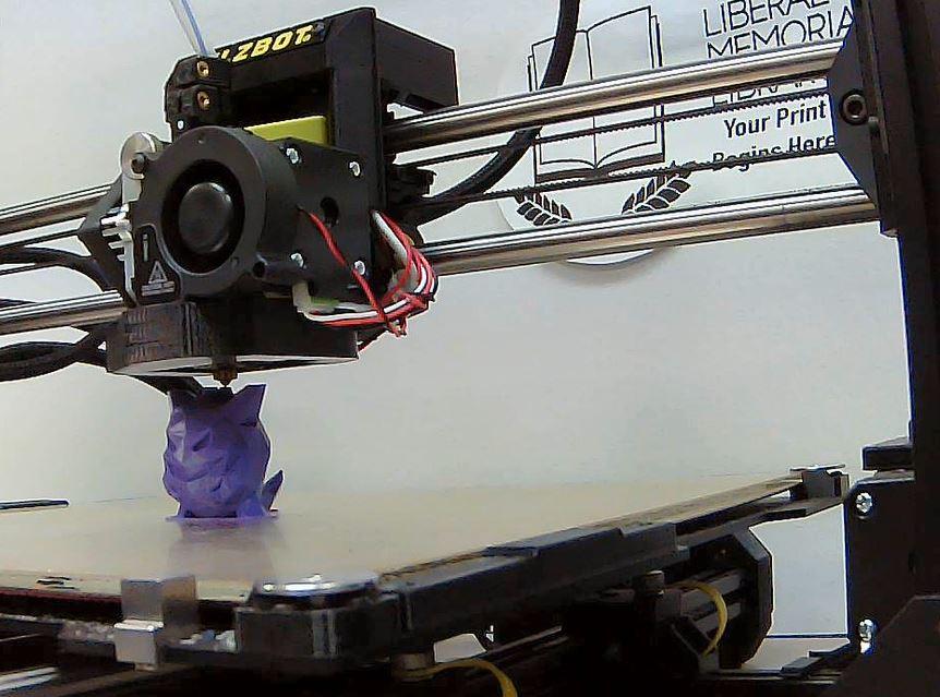 3D print gengar