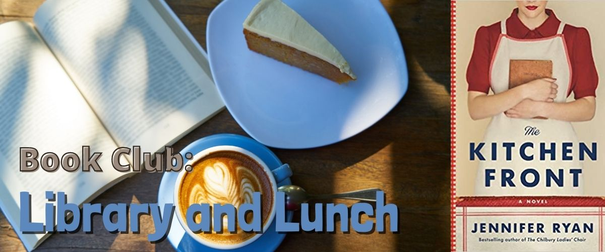 Library and Lunch August 2021