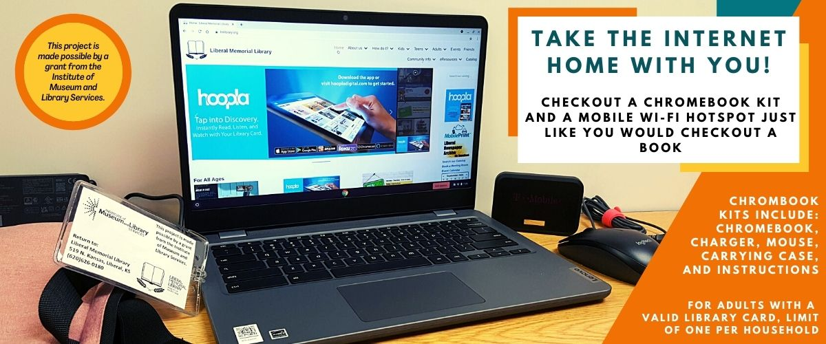 Take the Internet Home With You!