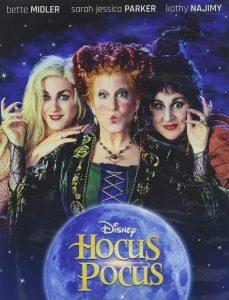 Hocus-pocus movie poster