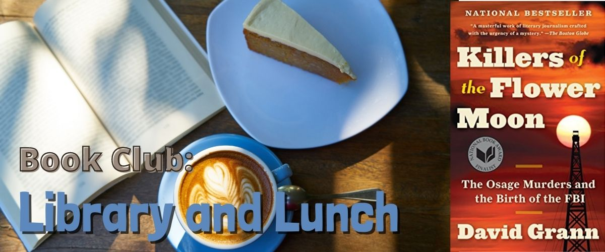 Library and Lunch November 2021