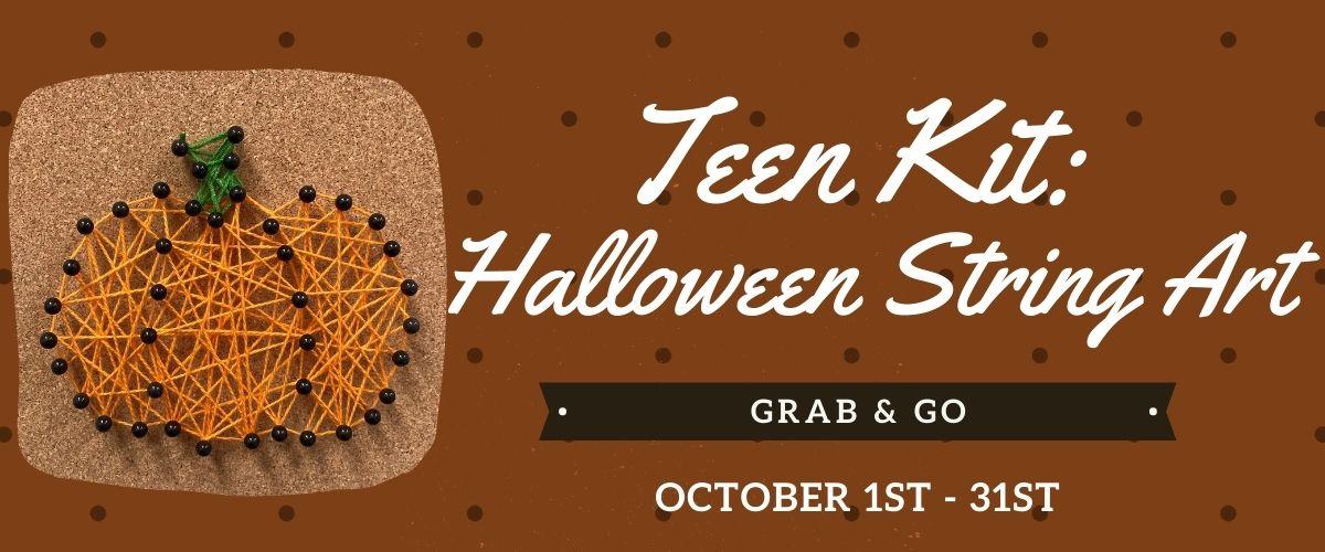 October 2021 Teen Grab & Go Kit