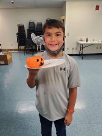 Pumpkin Decorating Day 2021